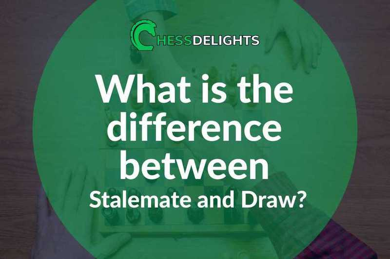stalemate and draw