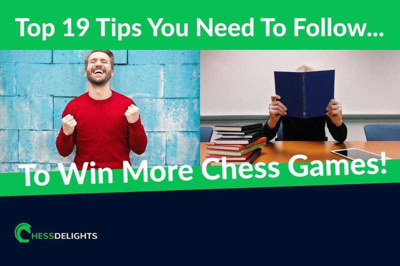 19 tips win chess game