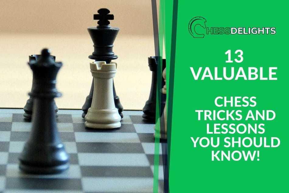 13 chess-tricks