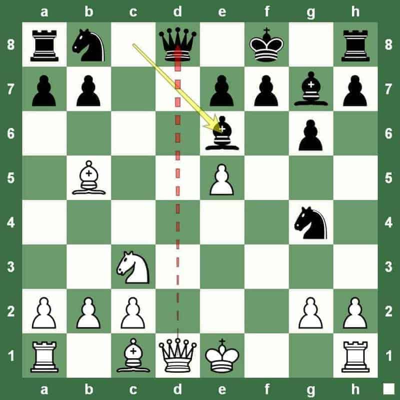 chess tactic back rank checkmate