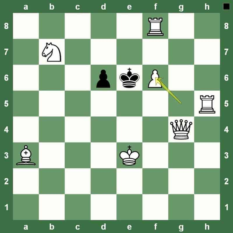 checkmate in 2 puzzle