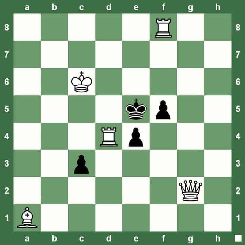 checkmate in 2 moves