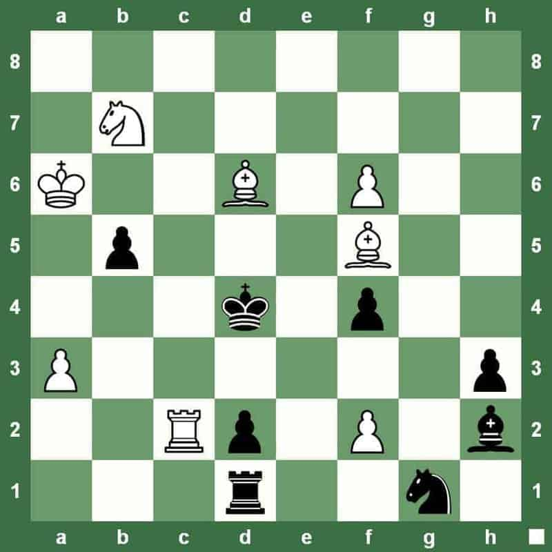 checkmate puzzle 3 moves