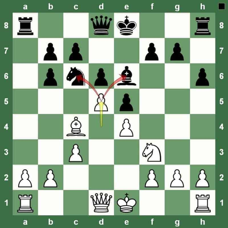 chess tactic double attack