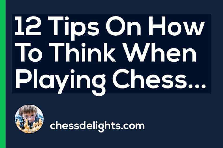 think play chess