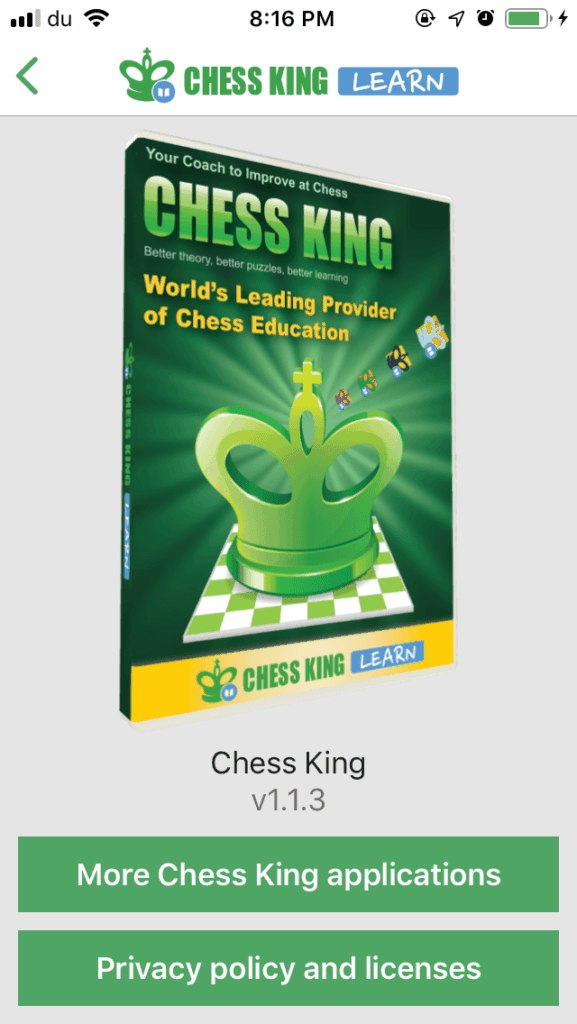 chessking learn app