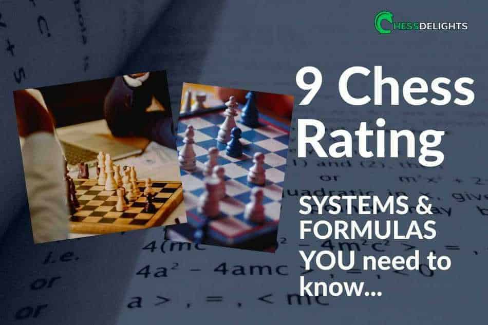 chess rating how it works