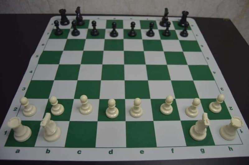 board setup for chess