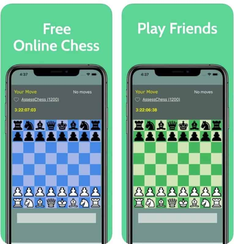 chess time chess app