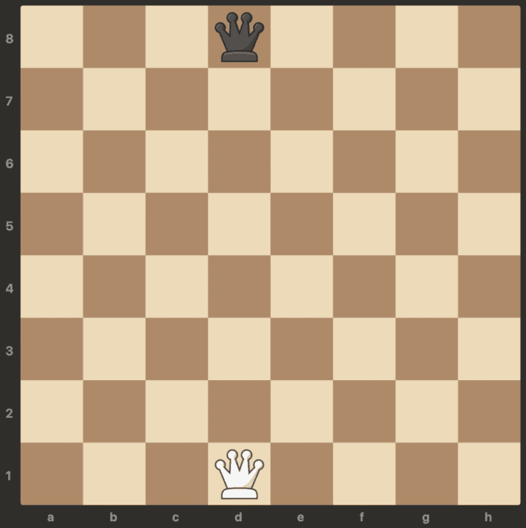 queens move in chess