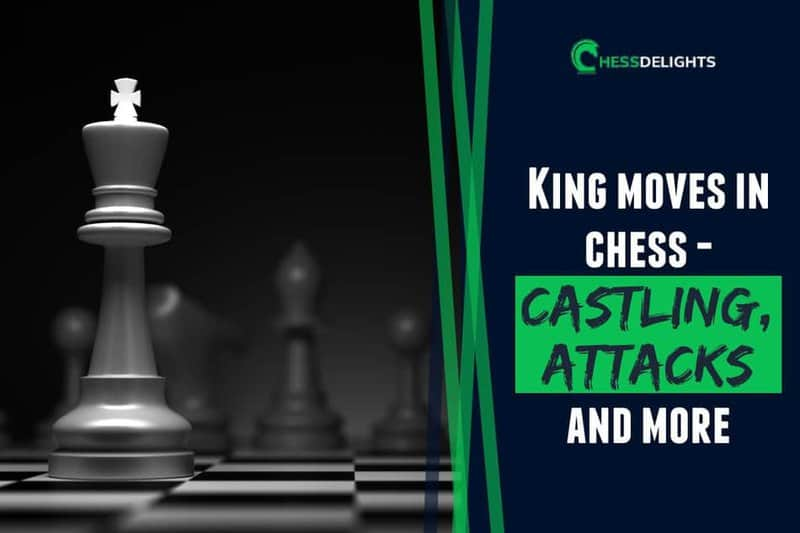 how can the king move in chess
